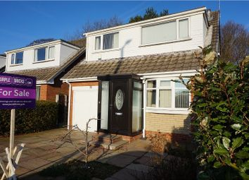 Thumbnail 3 bed detached house for sale in Forest Drive, Lytham