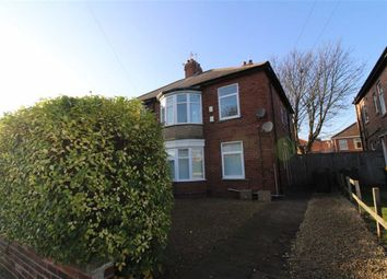 Thumbnail 2 bed flat for sale in Wallsend Road, North Shields