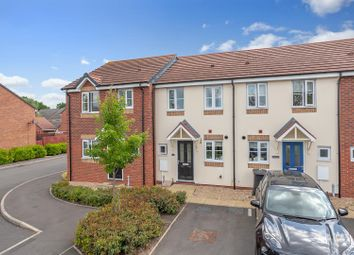 Thumbnail 2 bed terraced house for sale in Asquith Close, Shrewsbury