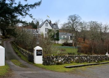 Thumbnail Hotel/guest house for sale in The Albannach Hotel, Baddidarroch, Lochinver, Sutherland