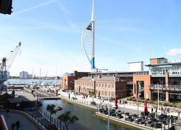 Thumbnail 2 bed flat for sale in The Canalside, Portsmouth, Hampshire