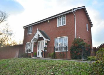 Thumbnail 4 bed detached house for sale in Midsummer Walk, Hempsted, Gloucester