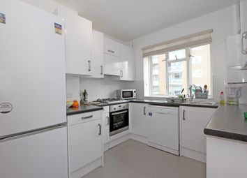 Thumbnail 4 bed flat to rent in Broomhouse Lane, Parsons Green, London