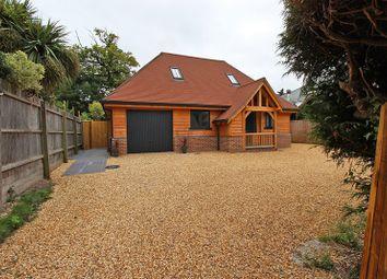 Thumbnail 3 bed detached house for sale in Brookley Road, Brockenhurst