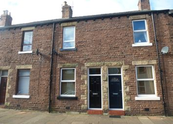 Thumbnail 2 bed terraced house to rent in Tithebarn Street, Carlisle