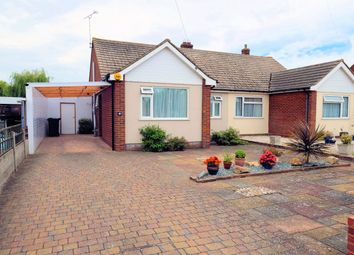 Thumbnail 2 bed semi-detached bungalow for sale in Swalecliffe Road, Tankerton, Whitstable, Kent