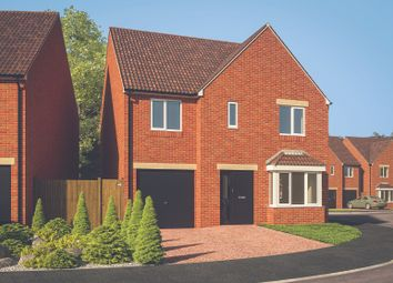 Thumbnail 4 bed detached house for sale in Olivier Close, Burnham-On-Sea