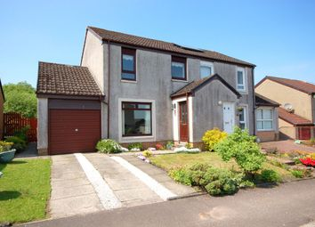 Thumbnail 3 bed semi-detached house for sale in Elizabeth Avenue, Milton Of Campsie, Glasgow