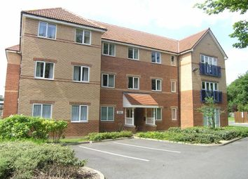Thumbnail 2 bed flat to rent in Barclay Grange, Wain Avenue, Chesterfield, Derbyshire