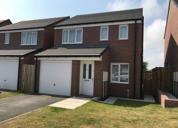Thumbnail 3 bed detached house to rent in Etal Drive, Amble, Northumberland