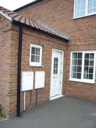 Thumbnail 2 bed town house to rent in The Crofts, Scunthorpe