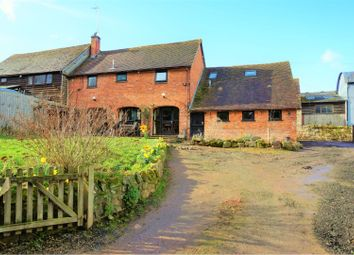 Thumbnail 3 bed barn conversion for sale in Gains Road, Whitbourne