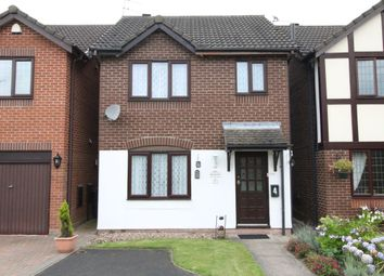 Thumbnail 3 bed detached house for sale in Ash Grove, Congleton