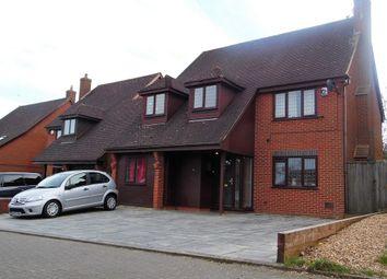 Thumbnail 5 bedroom detached house for sale in Morrison Court, Crownhill, Milton Keynes