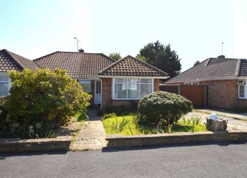 Thumbnail 2 bedroom bungalow for sale in Corfe Close, Hill Head, Fareham