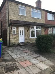 Thumbnail 3 bed semi-detached house to rent in Huntley Rd, Crumpsall