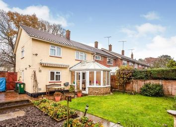Thumbnail 4 bedroom end terrace house for sale in Lavington Close, Ifield, Crawley, West Sussex