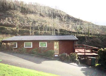 Thumbnail 3 bedroom lodge for sale in Aberdovey Lodge Park, Aberdovey