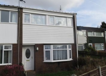 Thumbnail 3 bedroom terraced house for sale in Valley Road, Wolverhampton