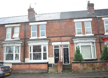 Thumbnail 3 bed terraced house for sale in Lockwood Road, Doncaster