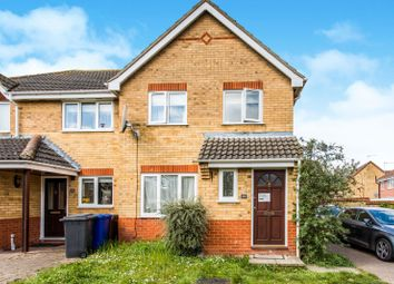 Thumbnail 3 bedroom property to rent in Calthorpe Close, Bury St. Edmunds