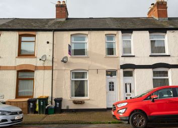 Thumbnail 3 bedroom terraced house for sale in Agincourt Street, Newport