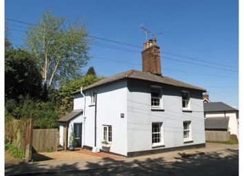 Thumbnail 2 bed semi-detached house for sale in High Street, Burwash