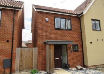 Thumbnail Semi-detached house for sale in York Drive, Upper Cambourne, Cambridge