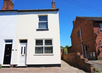 Thumbnail 2 bed end terrace house for sale in Thorn Street, Woodville, Swadlincote