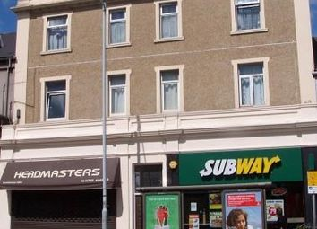 Thumbnail 1 bed flat to rent in Uplands Crescent, Swansea