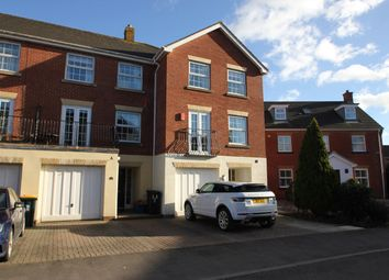 Thumbnail 4 bed town house for sale in Cambrian Grove, Marshfield, Cardiff