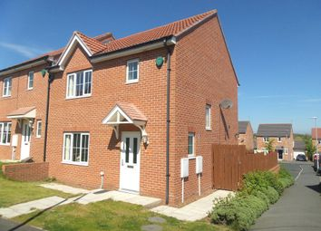 Thumbnail 3 bed semi-detached house for sale in Twizell Burn Walk, Pelton Fell, Chester Le Street