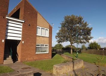 Thumbnail 1 bed flat for sale in Bamburgh Avenue, Marsden, South Shields, Tyne And Wear