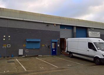 Thumbnail Warehouse to let in Unit 4 Manor Way Business Centre, Manor Way, Rainham, Essex