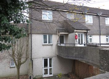 Thumbnail 2 bedroom maisonette for sale in Harwell Street, Plymouth