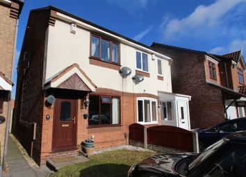 Thumbnail 2 bed semi-detached house to rent in Minewood Close, Bloxwich, Walsall