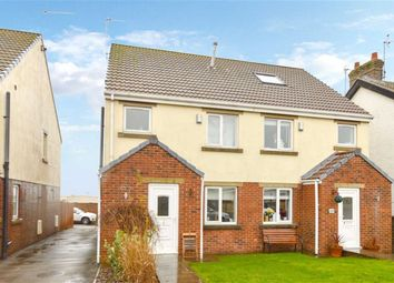 Thumbnail 3 bedroom semi-detached house for sale in Cliff Road, Hornsea, East Yorkshire
