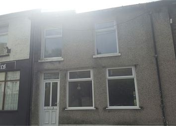 Thumbnail 3 bed terraced house for sale in Llewellyn Street, Pentre, Pentre, Rhondda Cynon Taff.