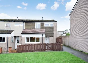 Thumbnail 3 bed end terrace house for sale in Woodrows, Woodside, Telford, Shropshire