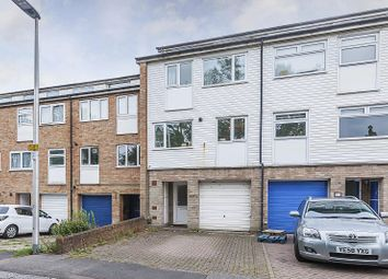 Thumbnail 4 bedroom terraced house to rent in Glengall Road, Woodford Green, Essex.