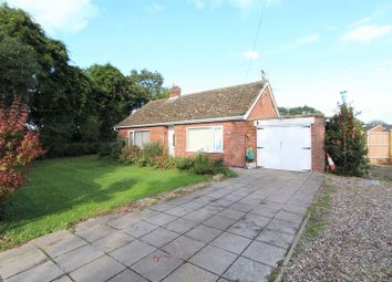 Thumbnail Detached bungalow for sale in Green Lane, Potter Heigham, Great Yarmouth