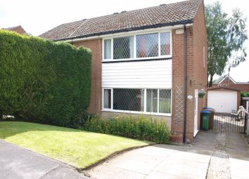 Thumbnail 3 bed semi-detached house for sale in 14 Abbey Drive, Smithybridge, Littleborough, Rochdale
