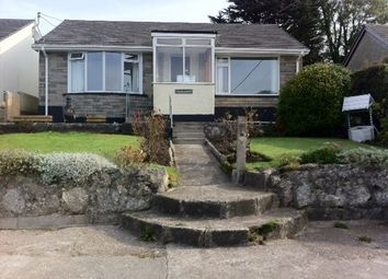 Thumbnail 2 bed semi-detached bungalow to rent in Nancledra, Penzance