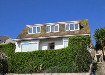 Thumbnail 4 bed detached bungalow for sale in Tywarnhayle Road, Perranporth