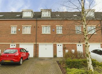 Thumbnail 3 bed town house for sale in Gilbert Boulevard, Arnold, Nottinghamshire