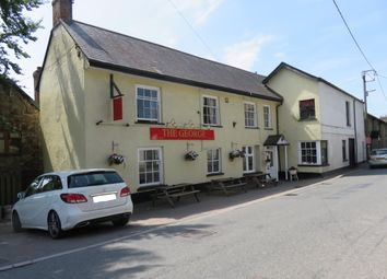 Thumbnail Pub/bar for sale in Commercial Road, Uffculme