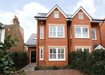 Thumbnail 4 bedroom semi-detached house for sale in Holmhurst Mews, Raynes Park