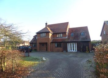 Thumbnail 6 bed detached house for sale in Portland Drive, Willen, Milton Keynes, Buckinghamshire