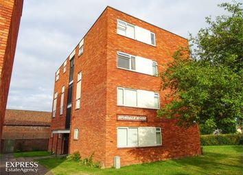 Thumbnail 2 bed flat for sale in Sandown Close, Bridgwater, Somerset