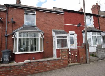Thumbnail 3 bedroom terraced house for sale in Hannah Street, Barry
